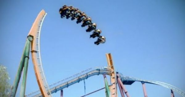 This shows a roller coaster which deals with Chapter 5 ...