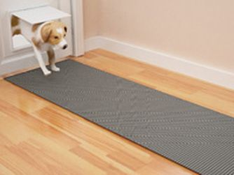 Beckky Board For Filing Dogs Toe Nails As They Walk Across It