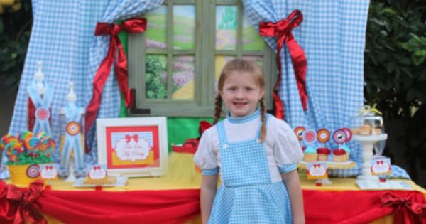 Wizard of Oz themed party Recipes