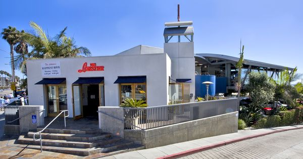 The lobster 39 has long been an unofficial historical for House sitting santa monica