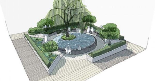 Camden road camden outerspace uk landscape by design for Outerspace landscape architects