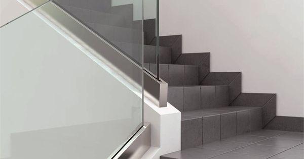 Pasamanos interior pinterest pasamanos escalera y - Pasamanos escalera interior ...