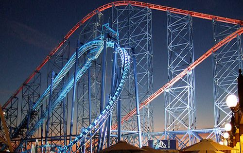 10 Tallest Roller Coasters In The World 2019 (#1 is ...