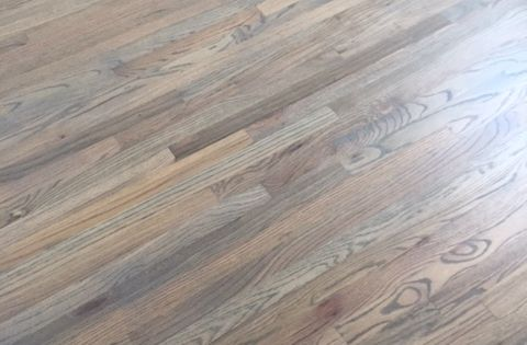 Red Oak Floors Oak Stain And Red Oak On Pinterest