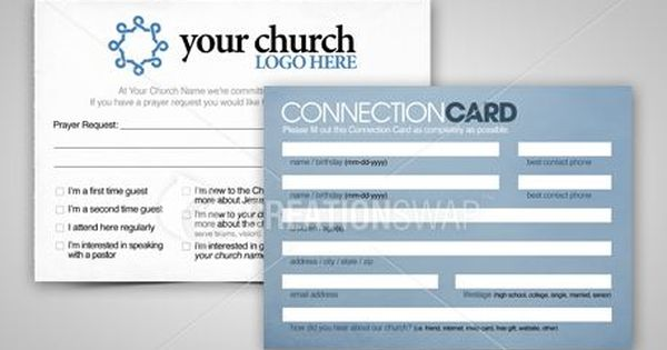 connection card church visitor ideas pinterest churches church ideas and youth ministry. Black Bedroom Furniture Sets. Home Design Ideas