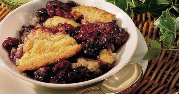 Baking Mix Blackberry Cobbler Recipe — Dishmaps