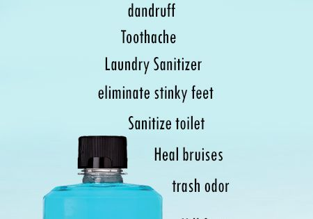 15 unique and amazing uses for a mouthwash or listerine boric acid fall asleep fast and - Unusual uses for mouthwash ...