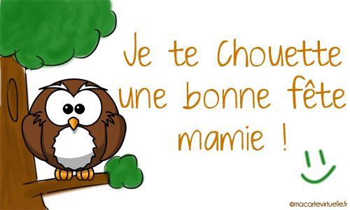 Bonne Fete Mamie Le Blog De Jackie Bonne Fete Drole Bonne Fete Carte Fete Des Grand Meres