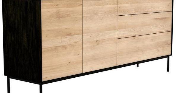 Blackbird Sideboard In 2020 Oak Sideboard Oak Furniture Ethnicraft