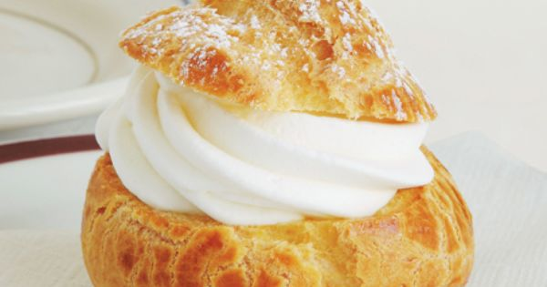 Dessert Recipes: How to Make Cream Puffs Recipe