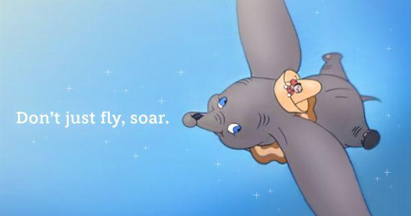 Disney Art | Dumbo