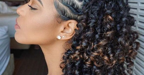 23 Summer Protective Styles For Black Women Page 2 Of 2 Stayglam Natural Hair Styles Hair Curly Hair Styles Naturally