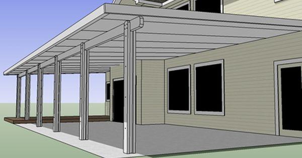 Patio Cover Building Plans Find House Plans Patio Plans Patio Design Covered Patio