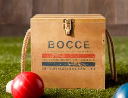 Entertaining Ideas: Party Game On: Bocce Ball!