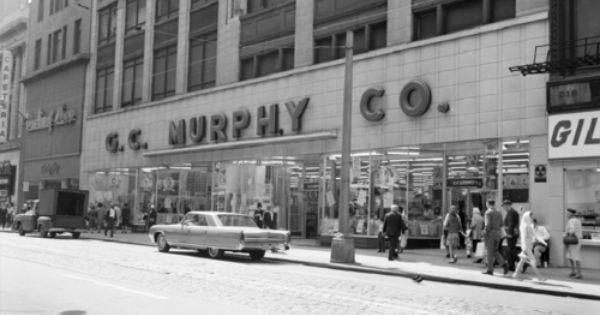 G C Murphy 39 S Dime Store Had One In My Home Town Just