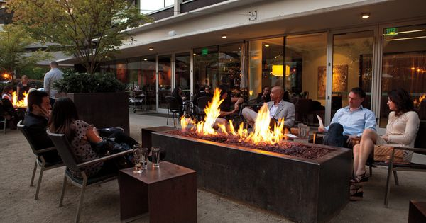 15 Places Where You Can Sip Beside An Outdoor Fire Pit
