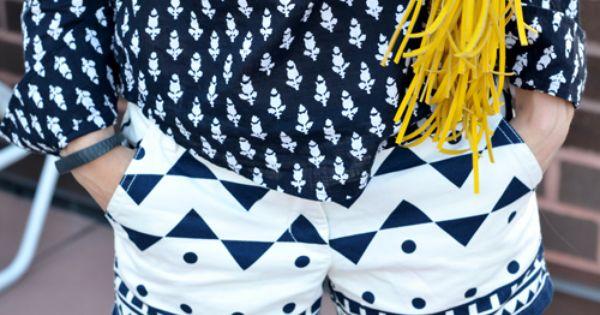 Mixing Prints Mixing Prints Fashion Color Combos