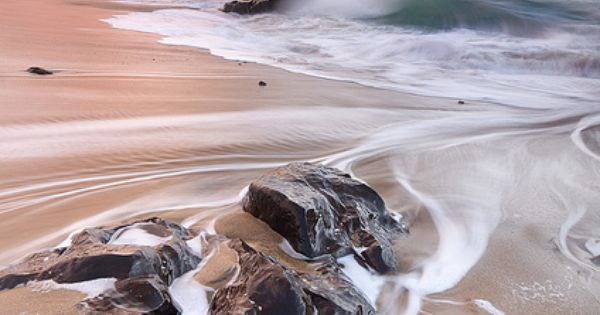Four-Mile Beach, Santa Cruz, CA. Photo: Joshua Cripps, via Flickr