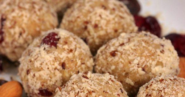 Power Balls – Hiking or camping snacks