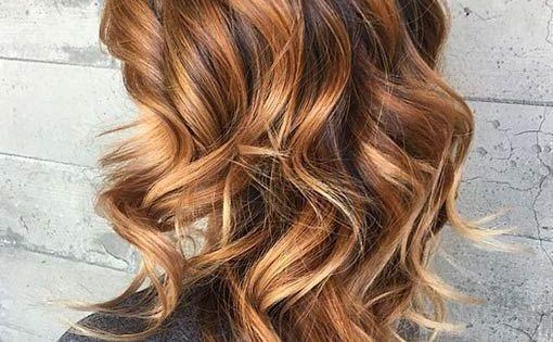 Ombre Hair Marron Caramel Tendance Printemps T 2016 Cheveux Balayage Ombr Et Cheveux Ombr S