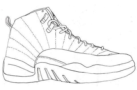 Jordan Shoe Coloring Pages You Will Love Suggestions How To Draw Jordans 12 Jordan Logo Jordan Coloring Book Coloring Pages
