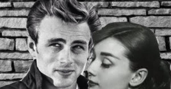 James Dean & Audrey Hepburn | movie stars + icons ...