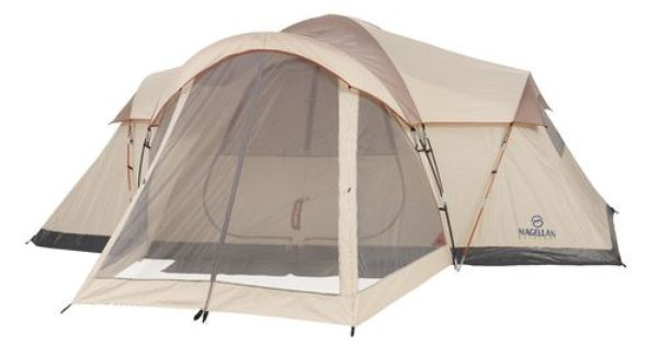 Image For Magellan Outdoors Falls Creek Dome Tent From