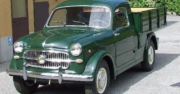 Vendo Fiat 1100 103 Industriale Cassone 25147 Su Con Immagini