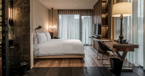 Hotel proverbs taipei best boutique hotel in taipei design for Design hotel taipei
