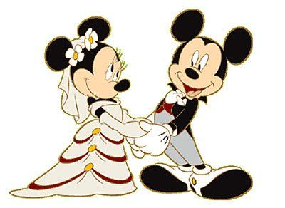 Mickey and minnie dating or married