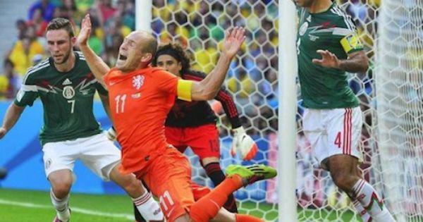 Los Memes De Arjen Robben Copa Del Mundo 2014 Mexico Vs Holanda Copa Mundial De Futbol