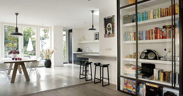 Moderne kamer en suite meer interieur inspiratie kijk op keuken pinterest - Deco moderne ouderlijke kamer ...