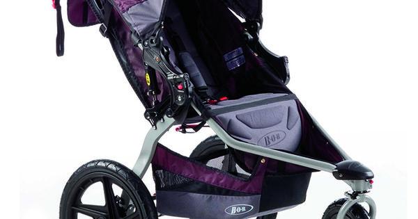 Stable Maneuverable Jogging Stroller Bob Revolution Se