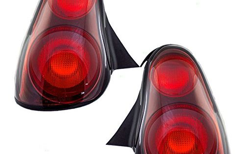 Driver And Passenger Taillights Quarter Panel Mounted Tail Lamps Replacement For Chevrolet 10326670 10326669 See This G With Images Tail Light Car Lights Quarter Panel