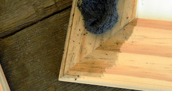DIY Vintage Wood Stain WoodStain CraftRecipes