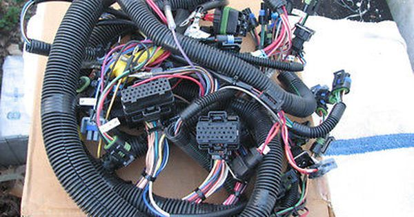 84 878082t 8 Mercury Optimax Engine Harness Wiring 200hp 225hp Dfi Outboard Outboard Camera Bag Harness
