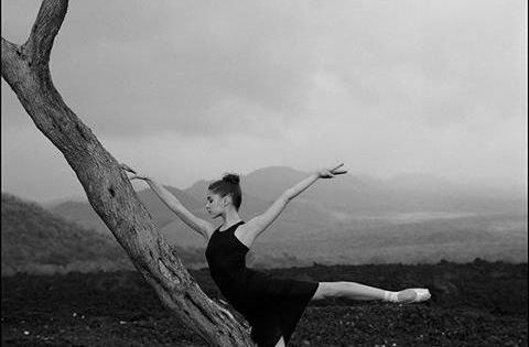 Love ballet photography