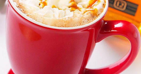 Salted Butterscotch Hot Chocolate | Thirst Quencher | Pinterest | Hot ...