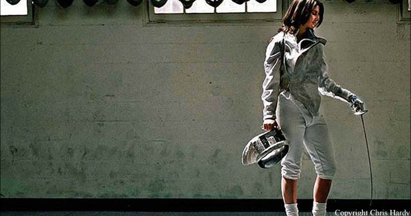 Cool Fencing Picture Of The Day You Can Find Me In The
