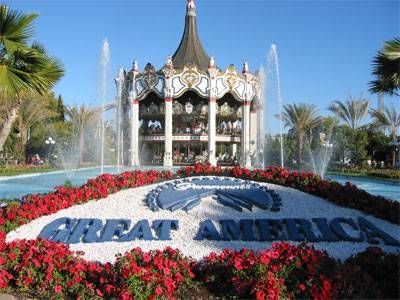 Six Flags Great America Illinois   road trips & traveling ...