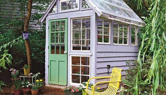 Serre de jardin et abri - 17 idées de design fantastique  Design