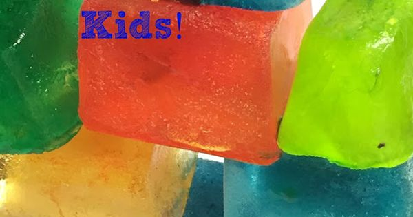 Colorful Ice Building Blocks For Kids For Kids Blocks