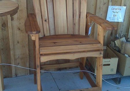 Tall Adirondack Chair Plans For The Home Pinterest