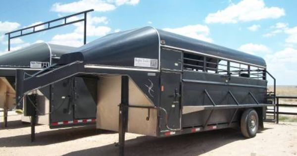 Pin On Ranch Trailers For Sale