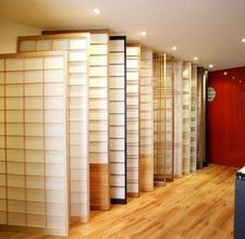 How To Build A Shoji Screen Restroom Doors