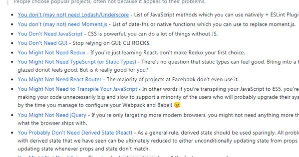 6 Github Repos For Instant Knowledge Boost Javascript Methods Knowledge Github