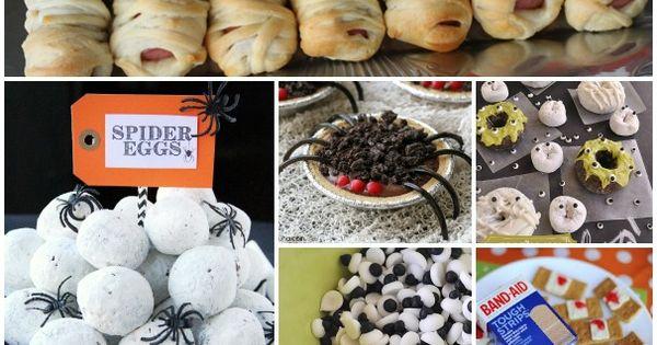 31 Halloween Recipes