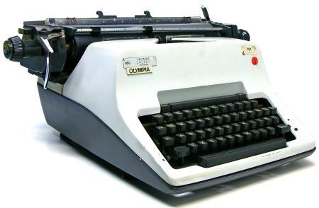 dating subwood typewriter
