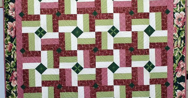 Rail Fence Quilt Variations Just Finished A Split Rail