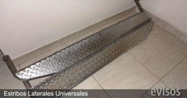 Estribos Laterales American Racks Universales Para 4x4 4x4